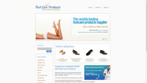 Footcare Products