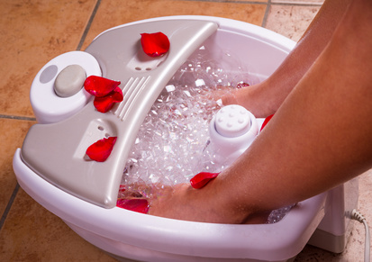 Feet In Foot Spa