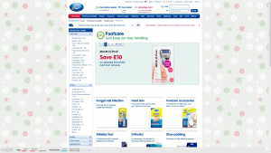 Boots Footcare